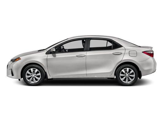 2016 Toyota Corolla S Plus In Van Wert Oh Guaranteed Auto Llc