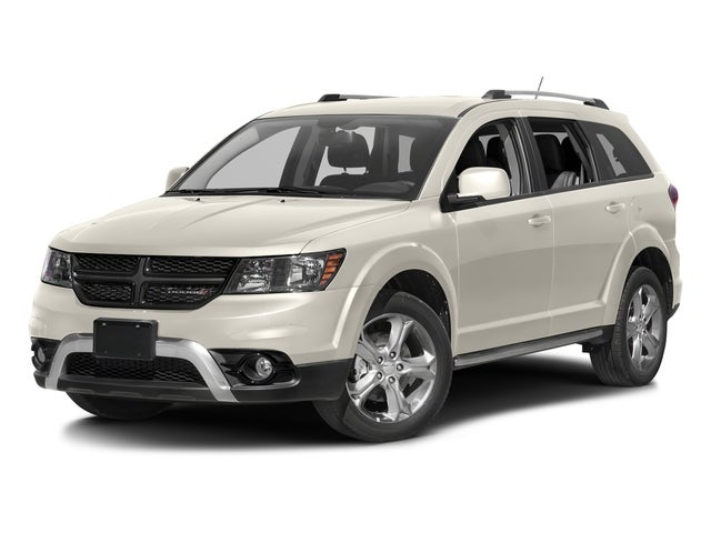 2016 Dodge Journey Crossroad In Van Wert Oh Guaranteed Auto Llc