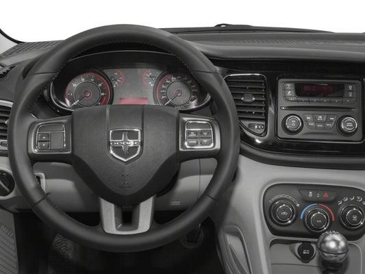 Used Dodge Dart >> 2016 Dodge Dart Sxt