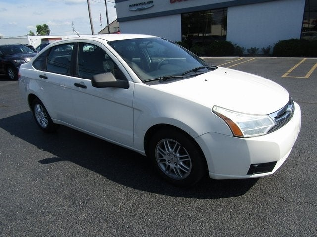 2011 Ford Focus Se Ford Dealer In Van Wert Oh Used Ford